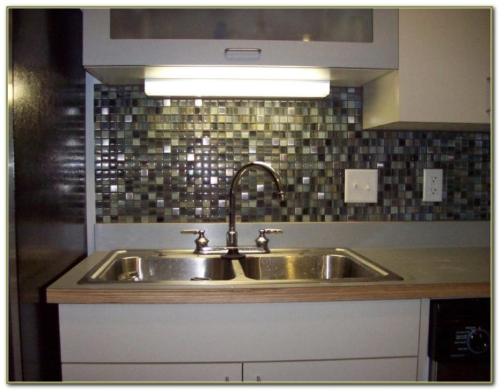 Home Depot Backsplash Tile