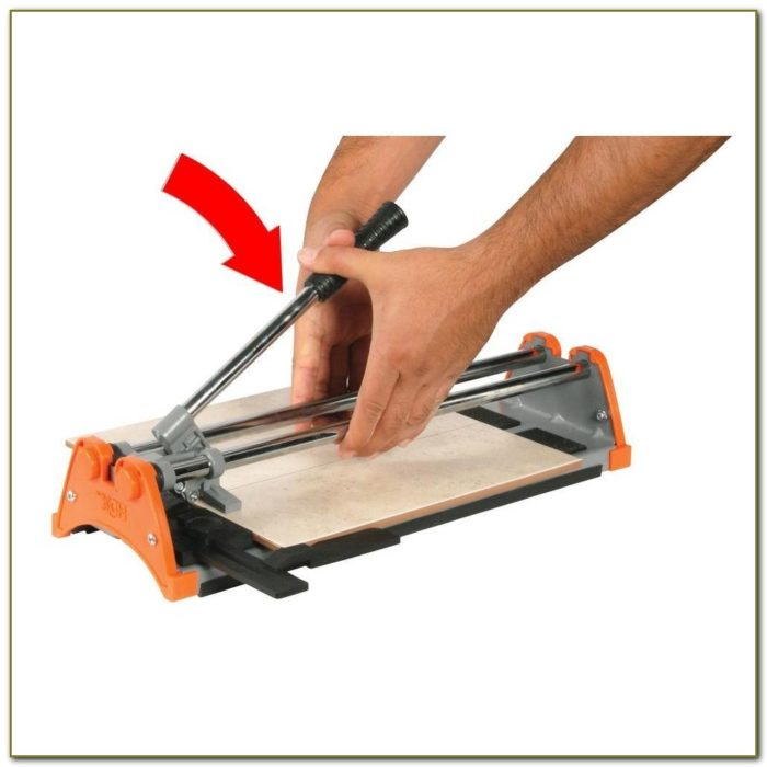 Home Depot Ceramic Tile Cutter