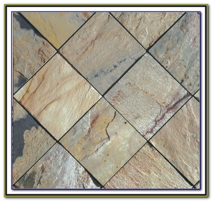 Home Depot Slate Tile Outdoor