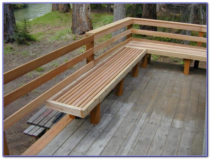 Horizontal Deck Railing Designs