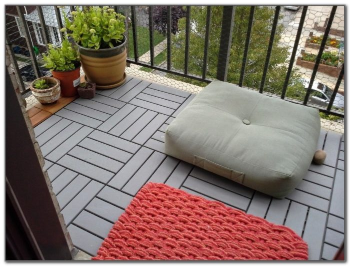 Ikea Outdoor Deck Tiles