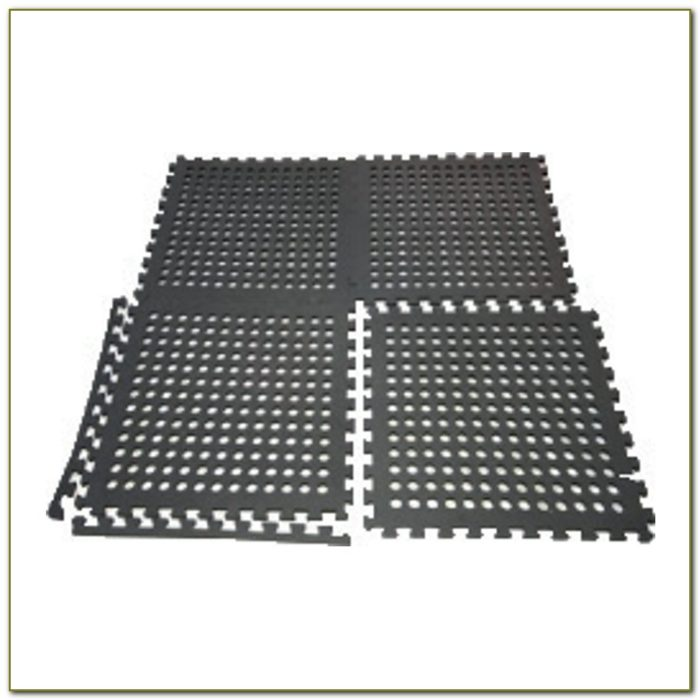 Interlocking Foam Floor Tiles