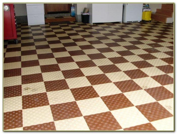 Interlocking Garage Floor Tiles