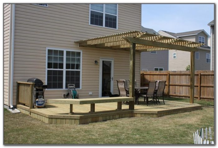Interlocking Modular Deck Tiles Home Depot