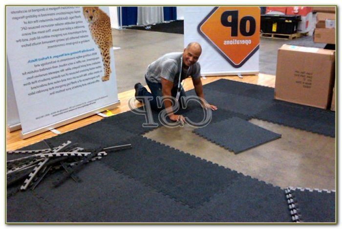 Interlocking Rubber Floor Tiles For Garage