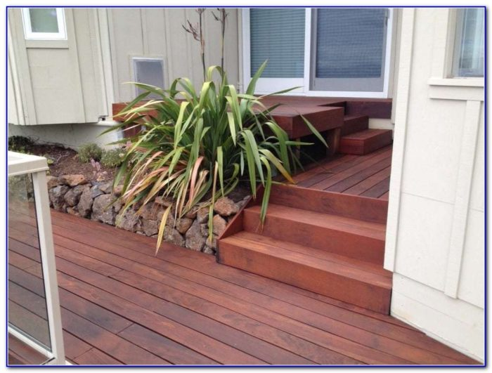 Ipe Wood Deck Oil