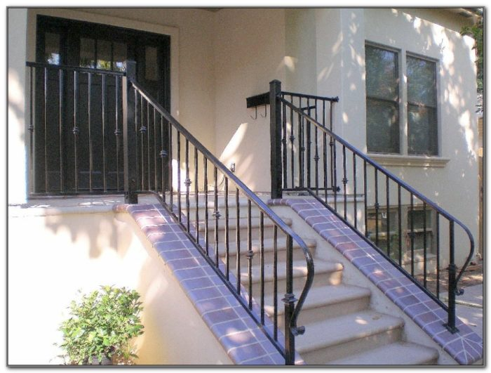 Iron Railings For Porch