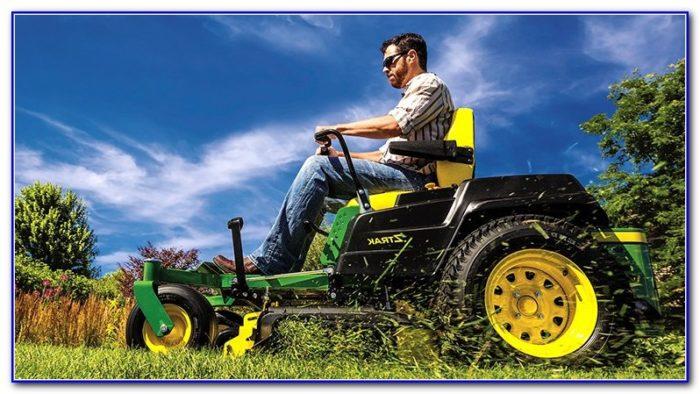 John Deere Lawn Mower Decks
