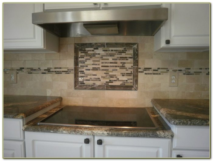 Kitchen Glass Tile Backsplash Ideas