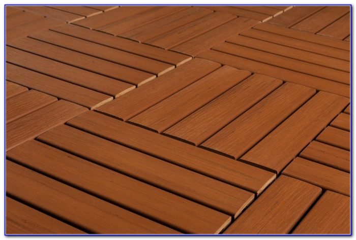 Kontiki Interlocking Deck Tiles