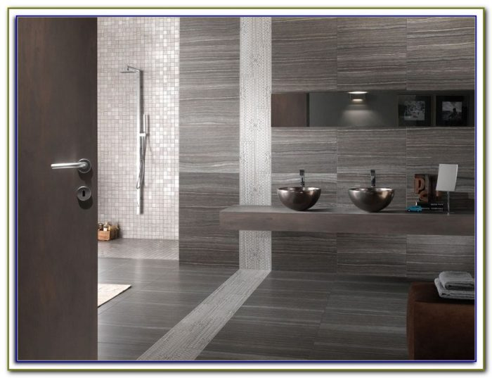 Large Grey Porcelain Floor Tiles