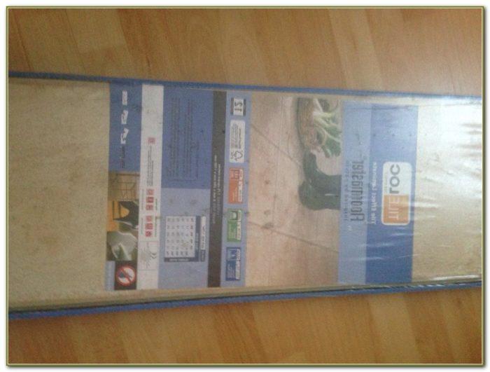 Large Tile Effect Laminate Flooring