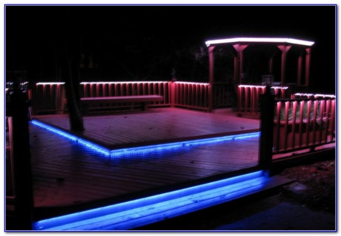 Led Deck Railing Lights