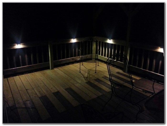 Led Outdoor Deck Lighting