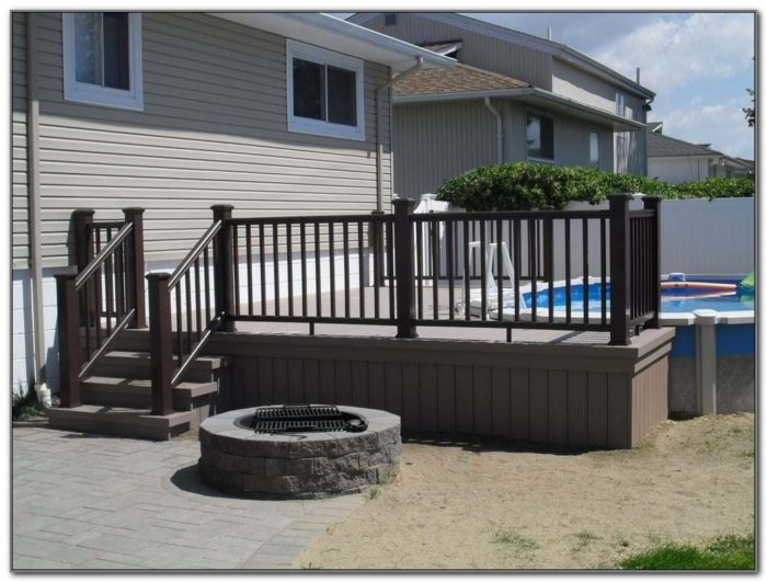 Low Maintenance Deck Materials