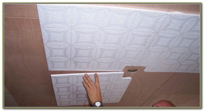 Melt Away Ceiling Tiles Home Depot
