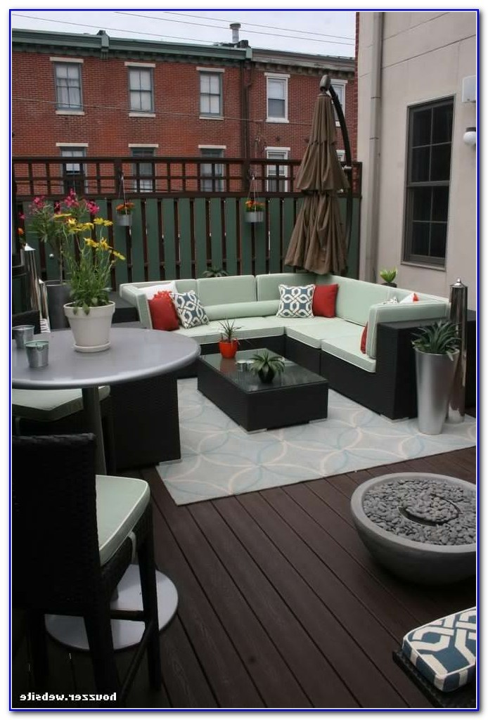 Outdoor Area Rugs For Decks