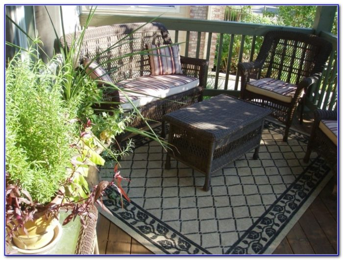 Outdoor Carpet For Decks