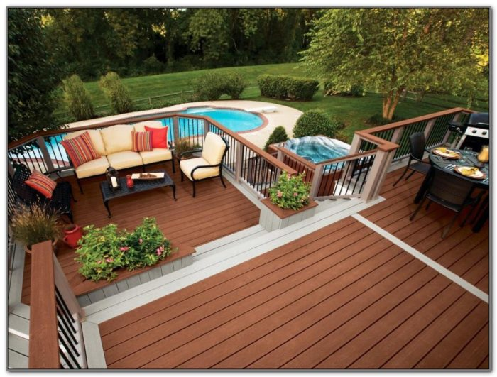 Outdoor Deck Design Ideas