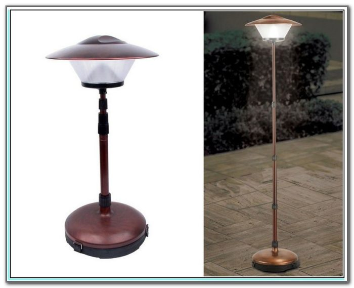 Outdoor Floor Lamps Home Depot
