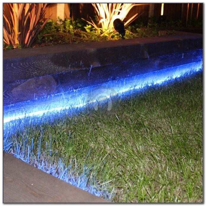 Outdoor Rope Lights For Decks