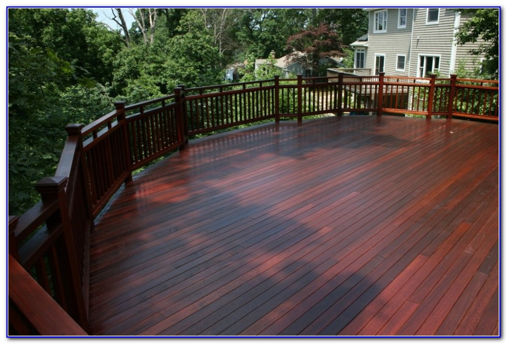 Painted Decks And Porches