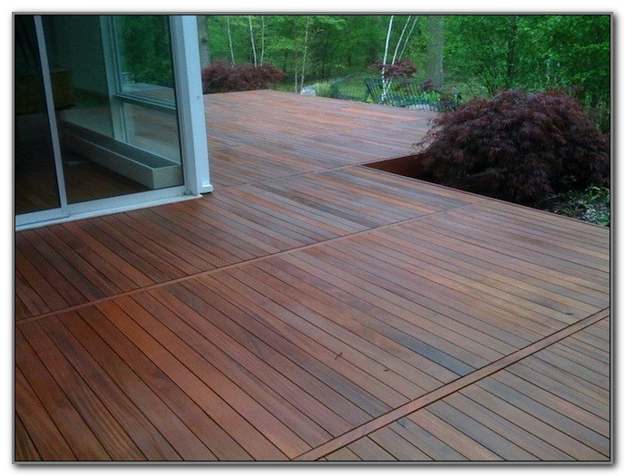 Painting Deck Pressure Treated Wood