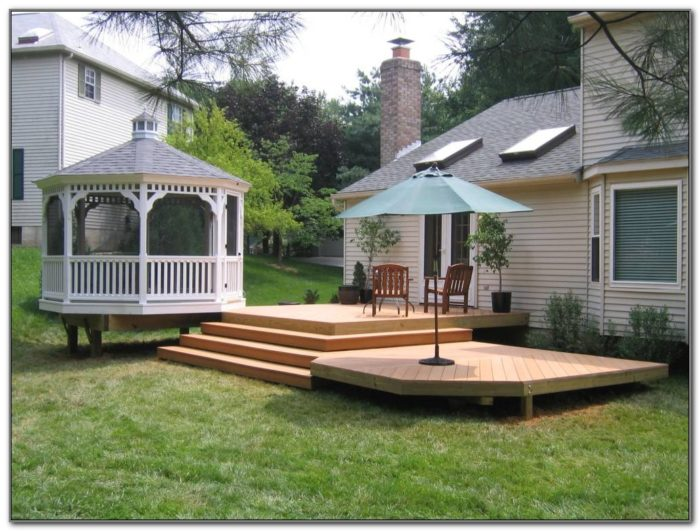 Patio And Deck Designs Pictures