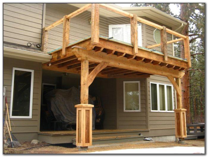 Patio Deck Plans Ideas