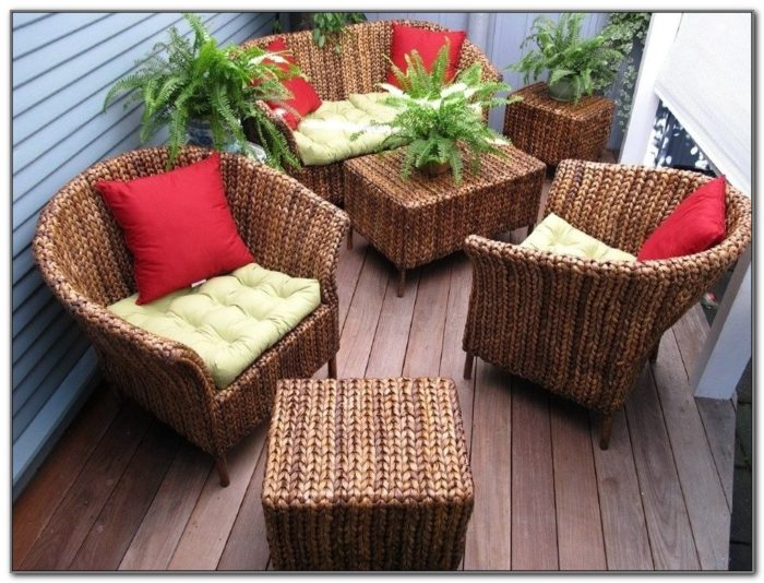 Patio Furniture For Small Decks
