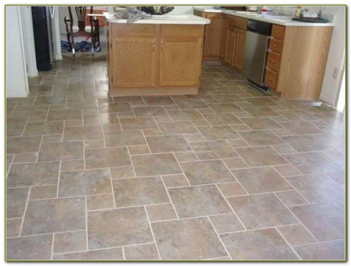 Peel And Stick Tile Flooring