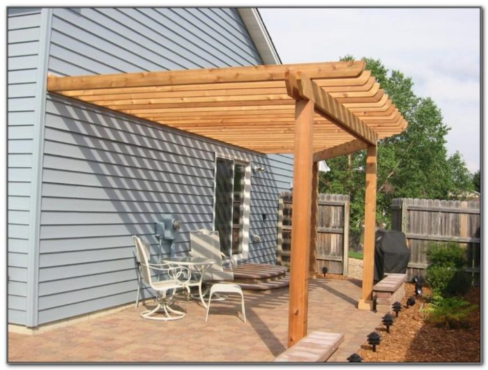 Pergola Designs For Patio