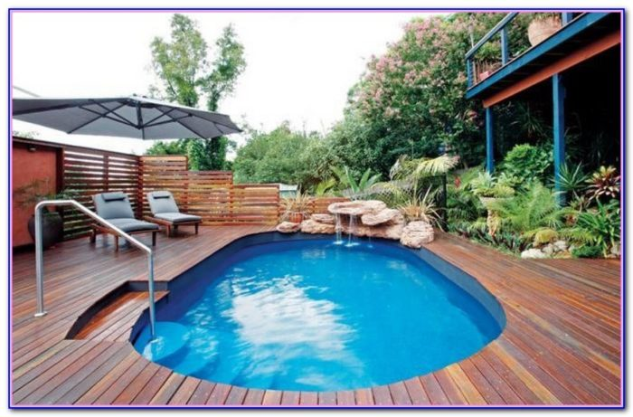 Pictures Of Above Ground Pools With Decks