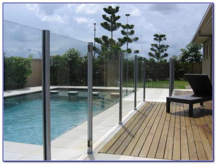 Plexiglass Deck Railing Systems