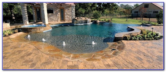 Pool Deck Paver Ideas