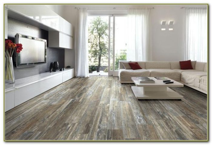 Porcelain Tile Wood Planks