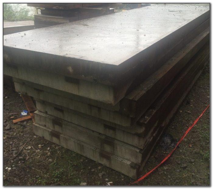 Precast Concrete Roof Deck Panels Decks Home
