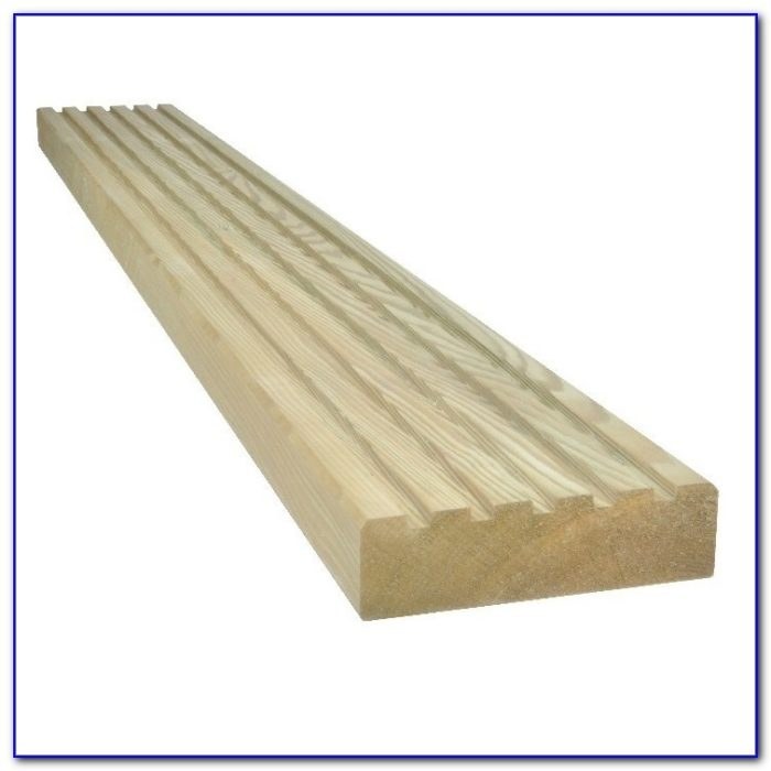 Pressure Treated Decking Boards