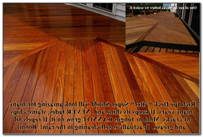 Pressure Treated Pine Deck Stain
