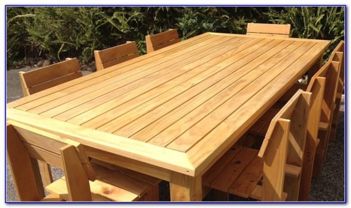 Pressure Treated Pine Decking