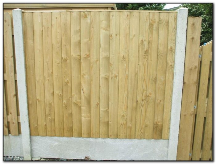 Privacy Fence Designs For Decks