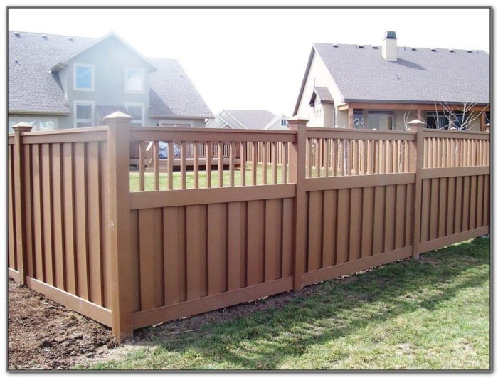 Privacy Fence Ideas For Decks