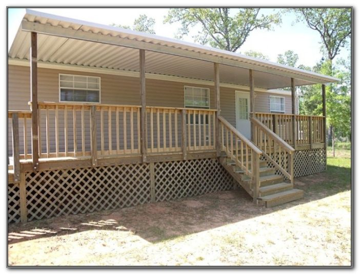Ready Decks For Mobile Homes