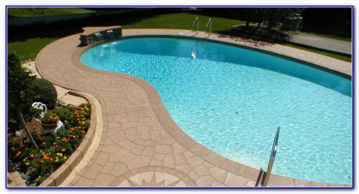 Resurface Concrete Pool Deck