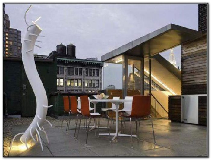 Roof Deck Design Ideas
