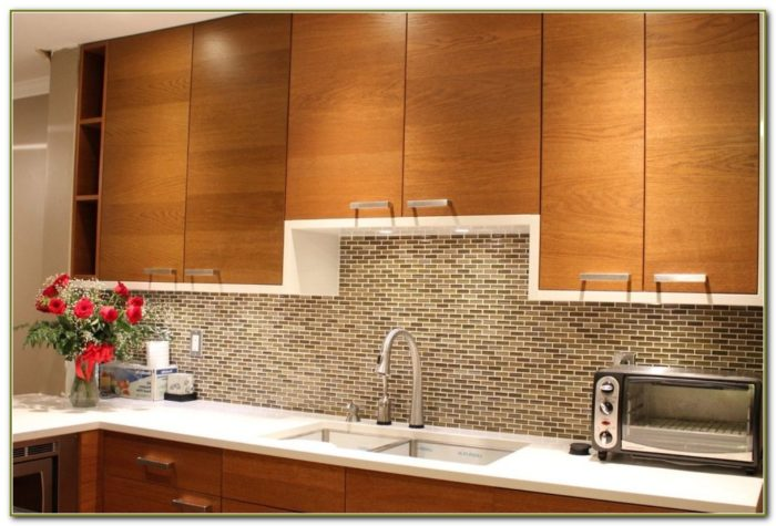 Self Adhesive Backsplash Tiles Home Depot