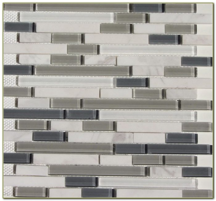 Self Adhesive Glass Tile Backsplash