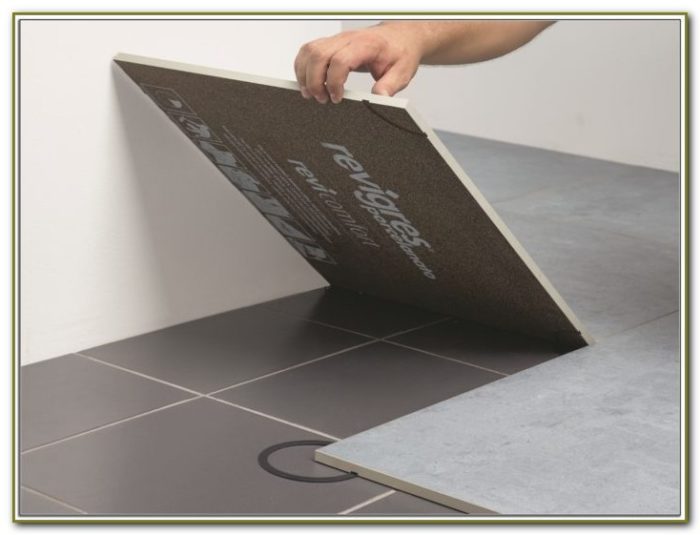 Self Adhesive Vinyl Floor Tiles Installation