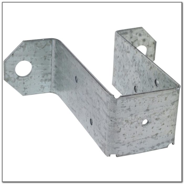 Simpson Strong Tie Deck Post Anchor