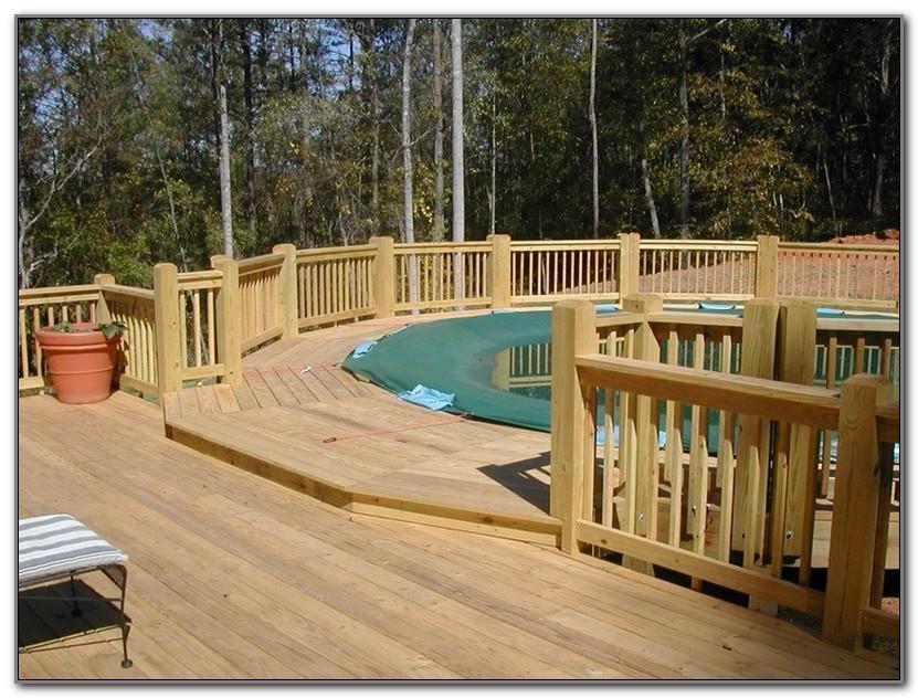 Small Deck Design Ideas Photos